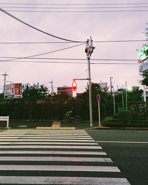 Shinkawa-dori, Summer 2015.