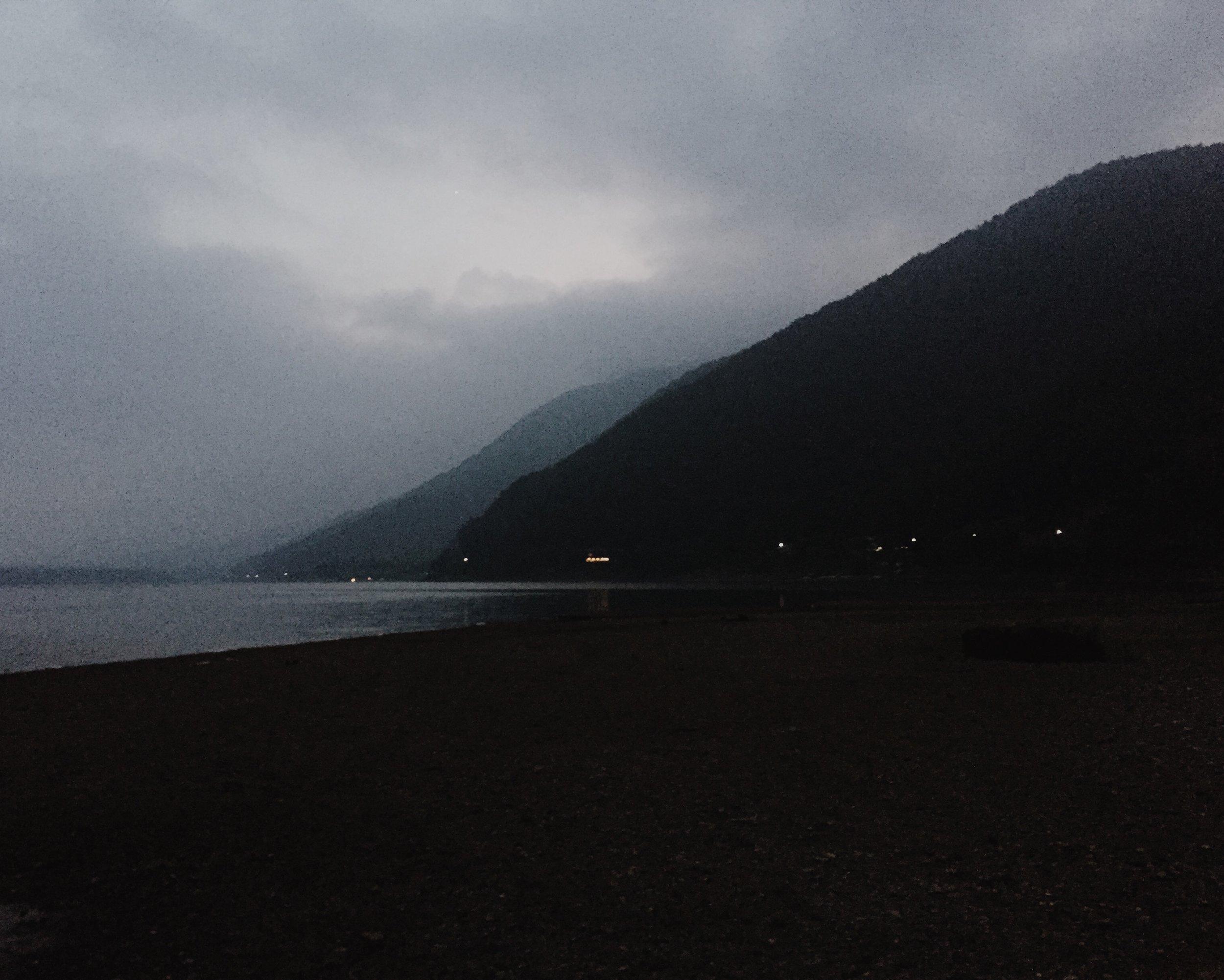 Lake Saiko, Summer 2015.