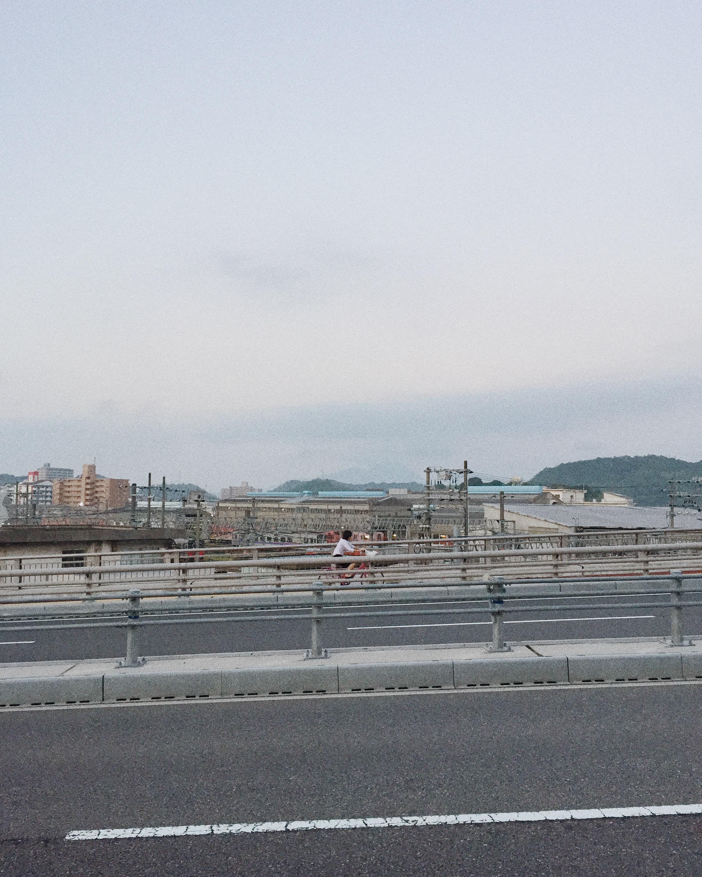 Yonago, Summer 2015.