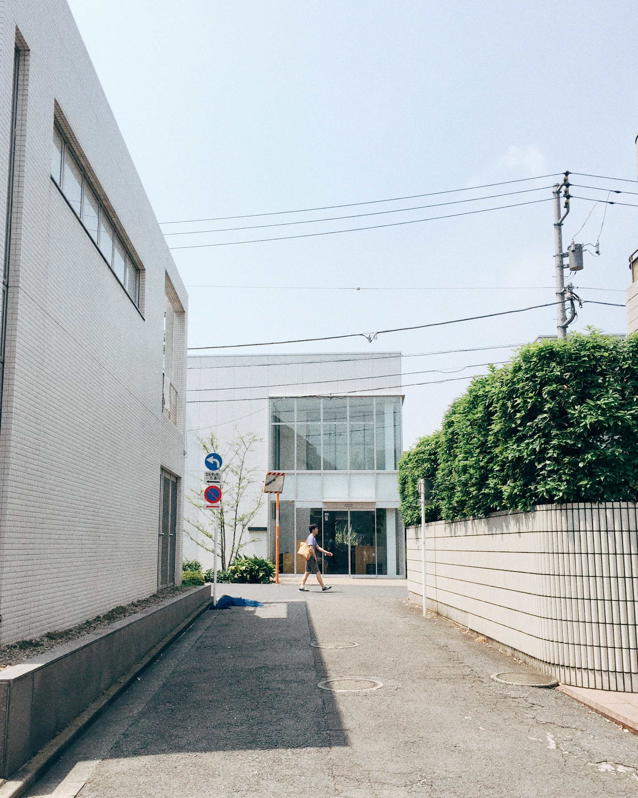 Daikanyama, Summer 2015.