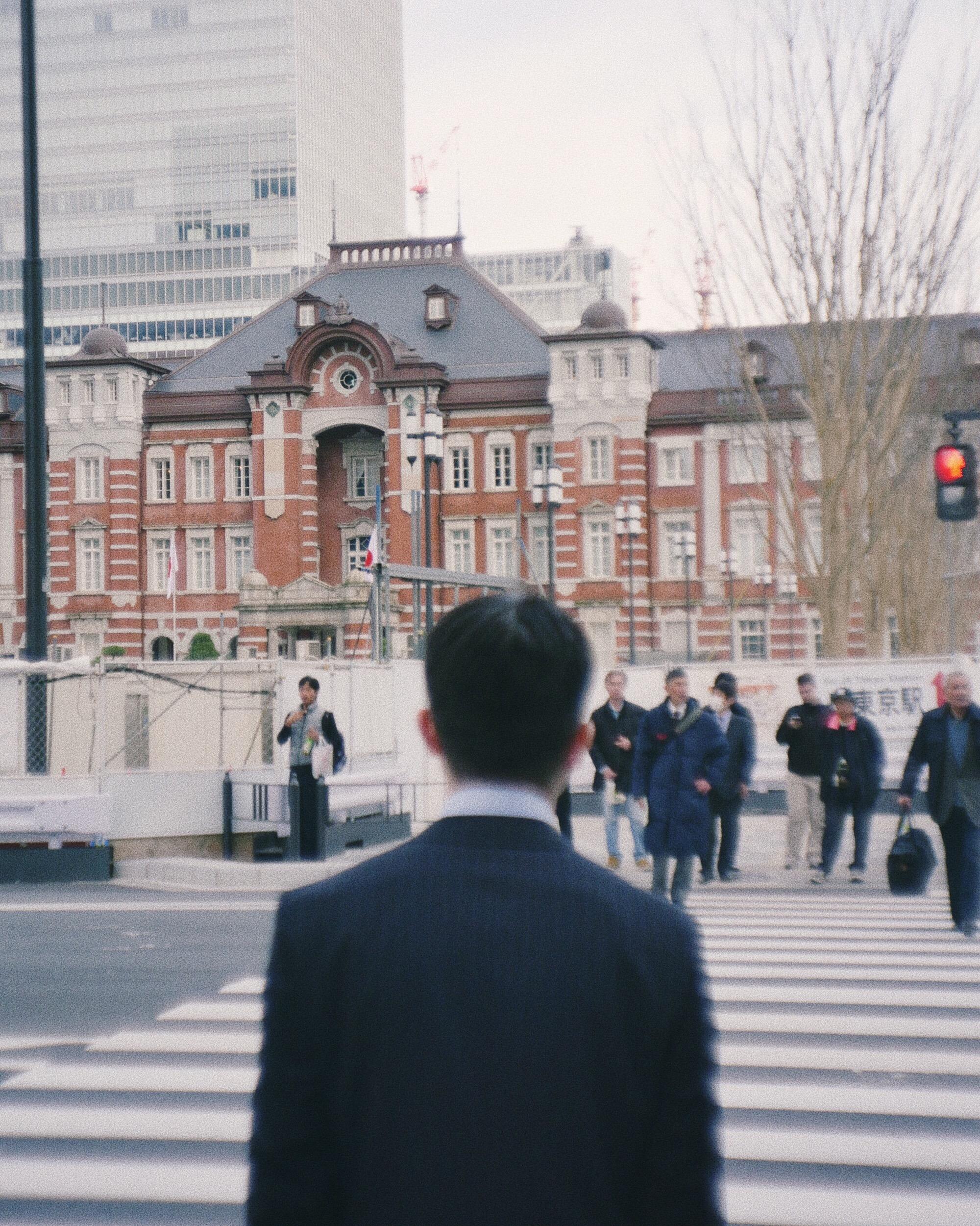 Tokyo Station, 2017.