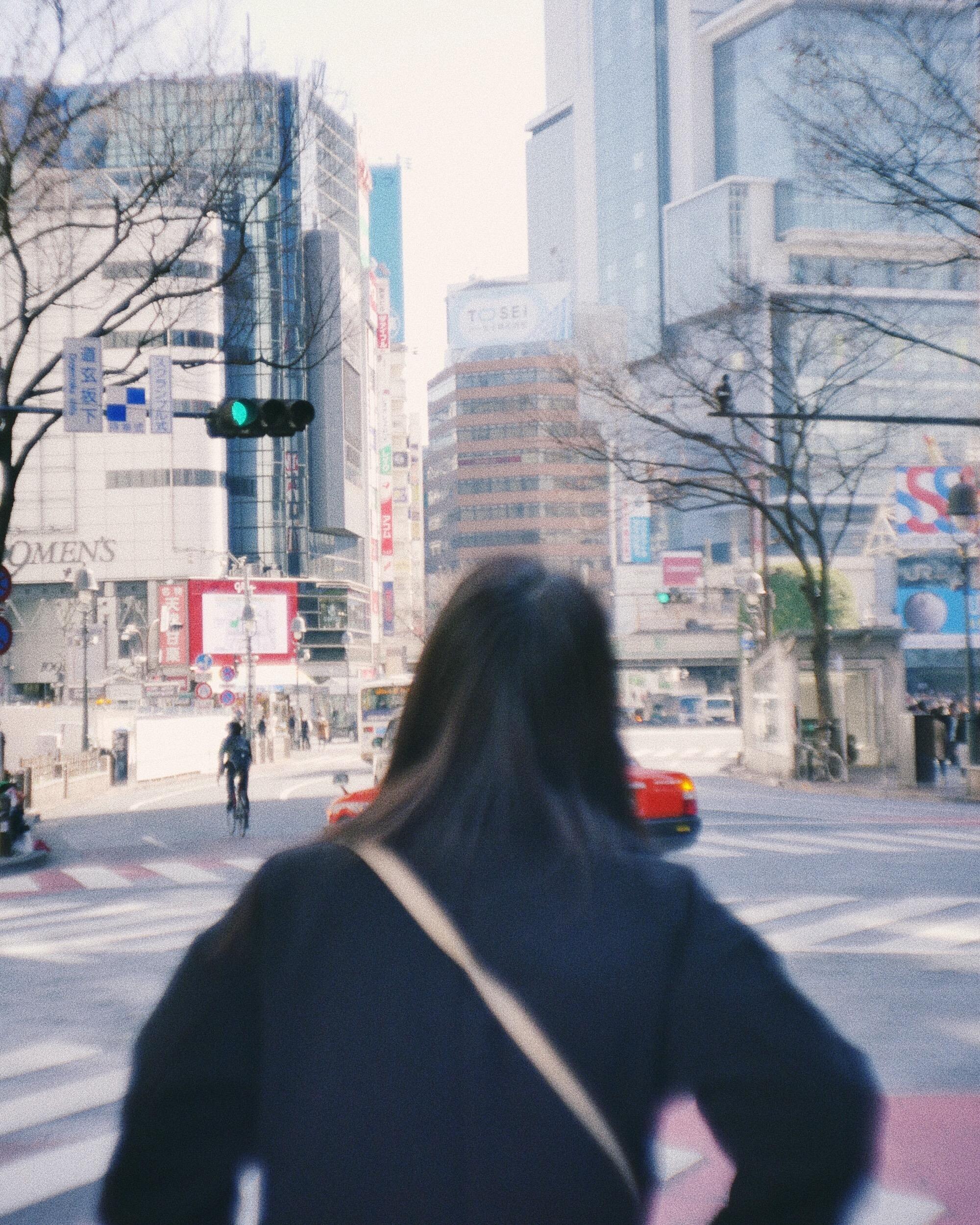 Shibuya, 2017.