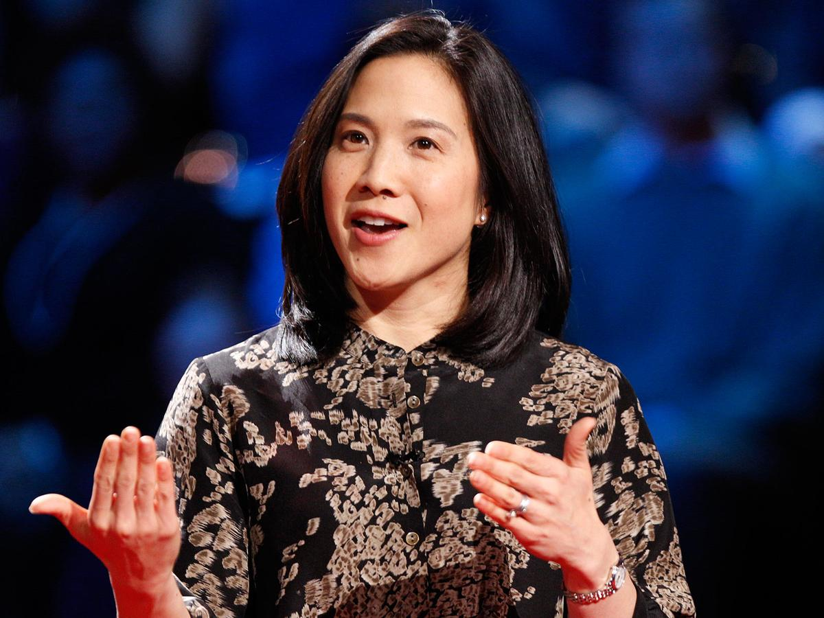 Angela Duckworth on Grit