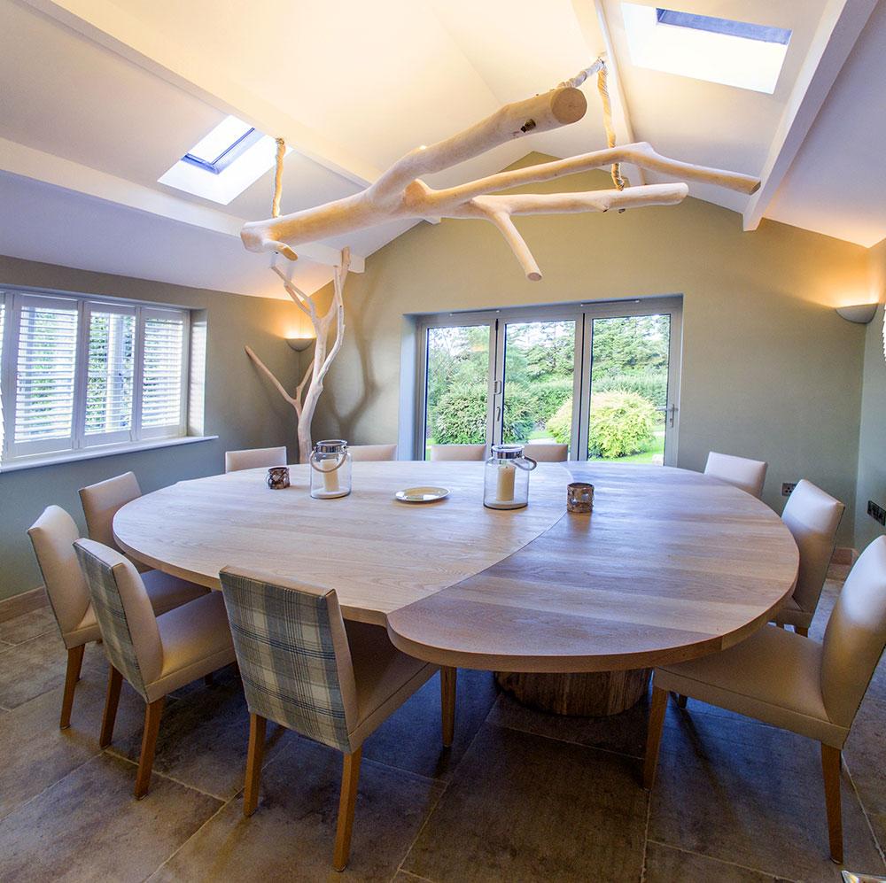 Bespoke Acorn Table