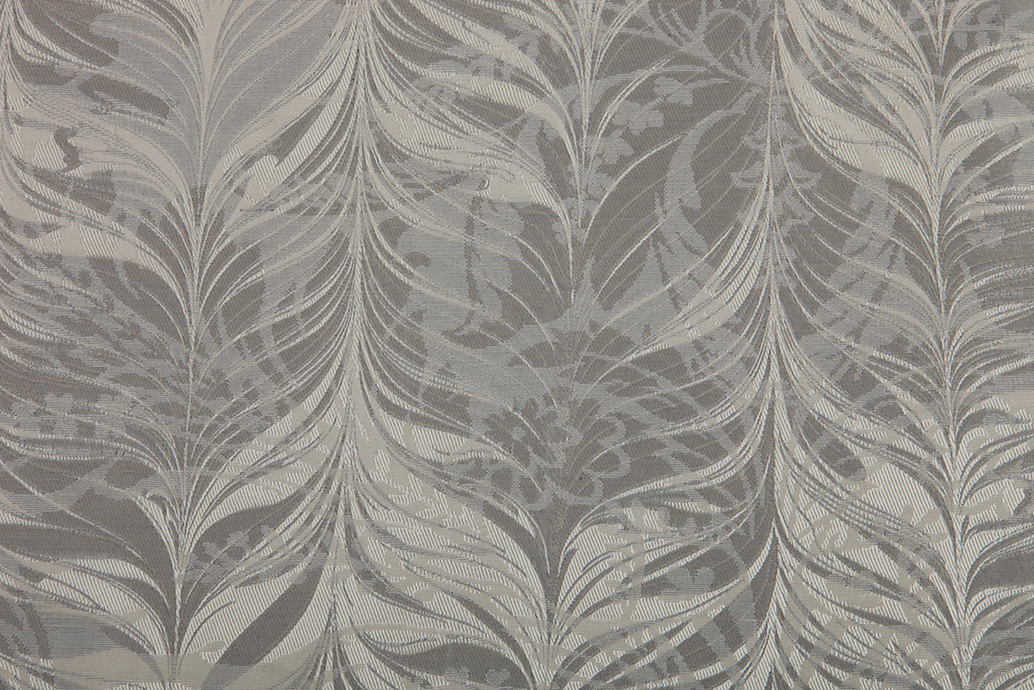 Ghost design , sustainable jacquard woven fabric