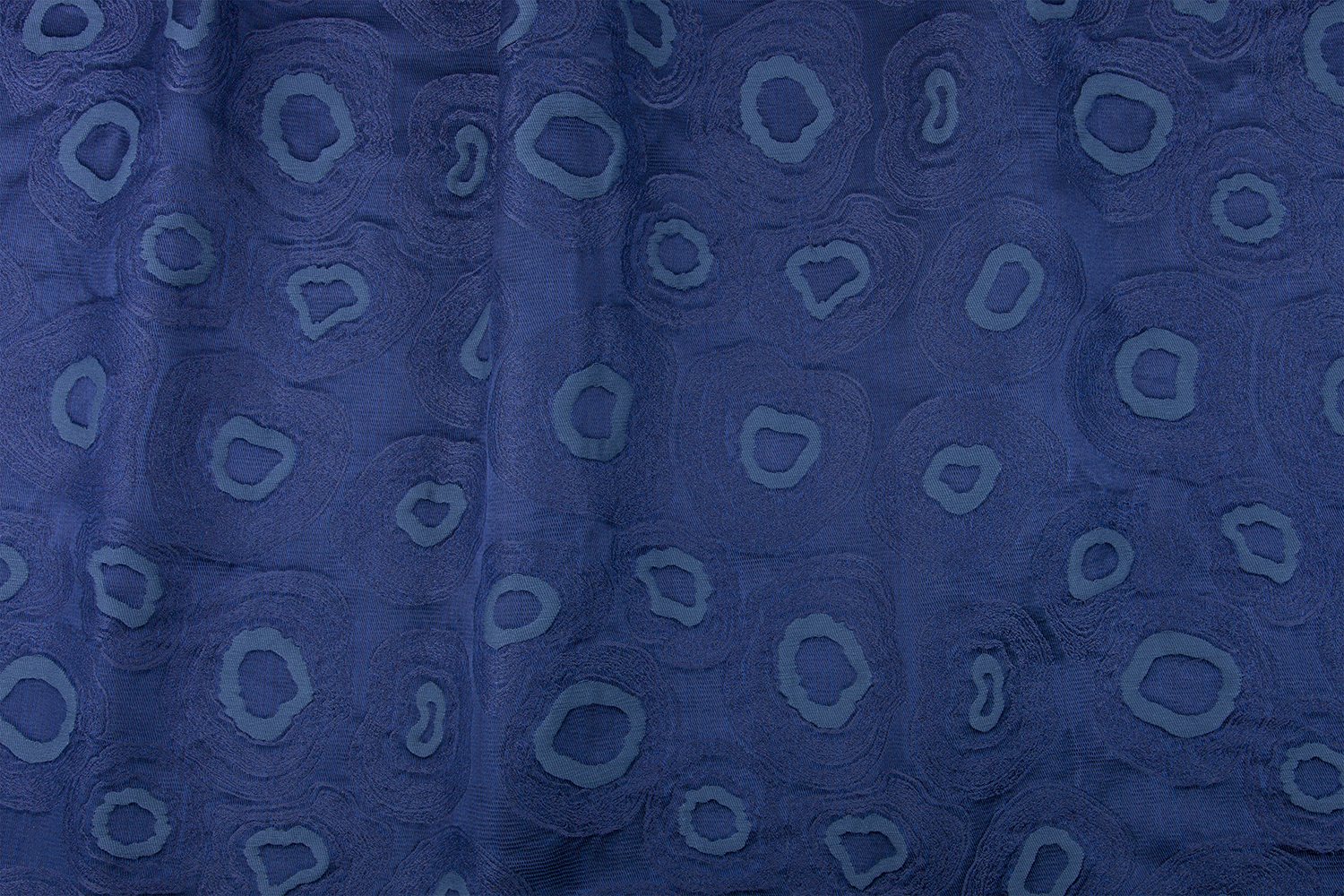 Mineral design, sustainable jacquard woven fabric