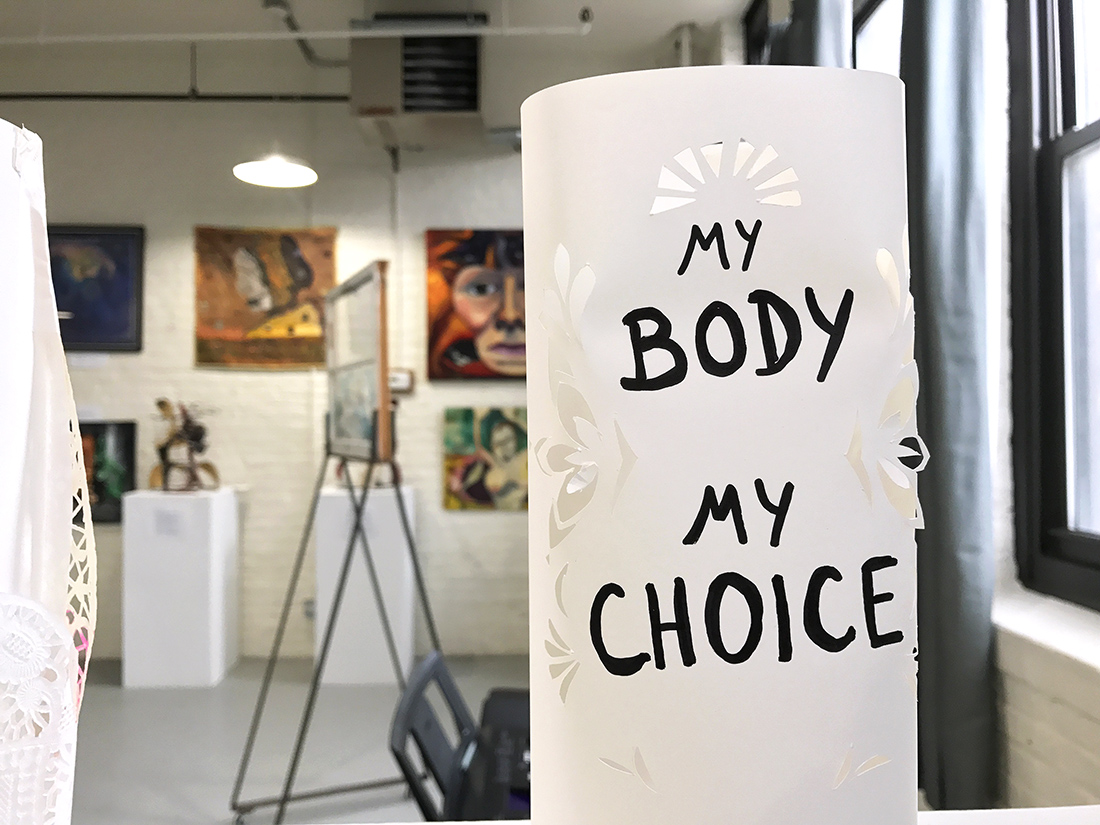 Way Back Home: Art as Recovery for Rape Victims in Chicago