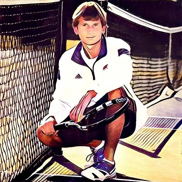 Photo: Facebook - Tennis champ and terrible person, Nicholas Fifield.