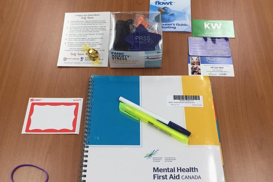 Past Customers - PASS products have been purchased as workshop tools, conference gifts, community care packages, and as promotional and recruitment items to visualize a company's dedication to mental health.