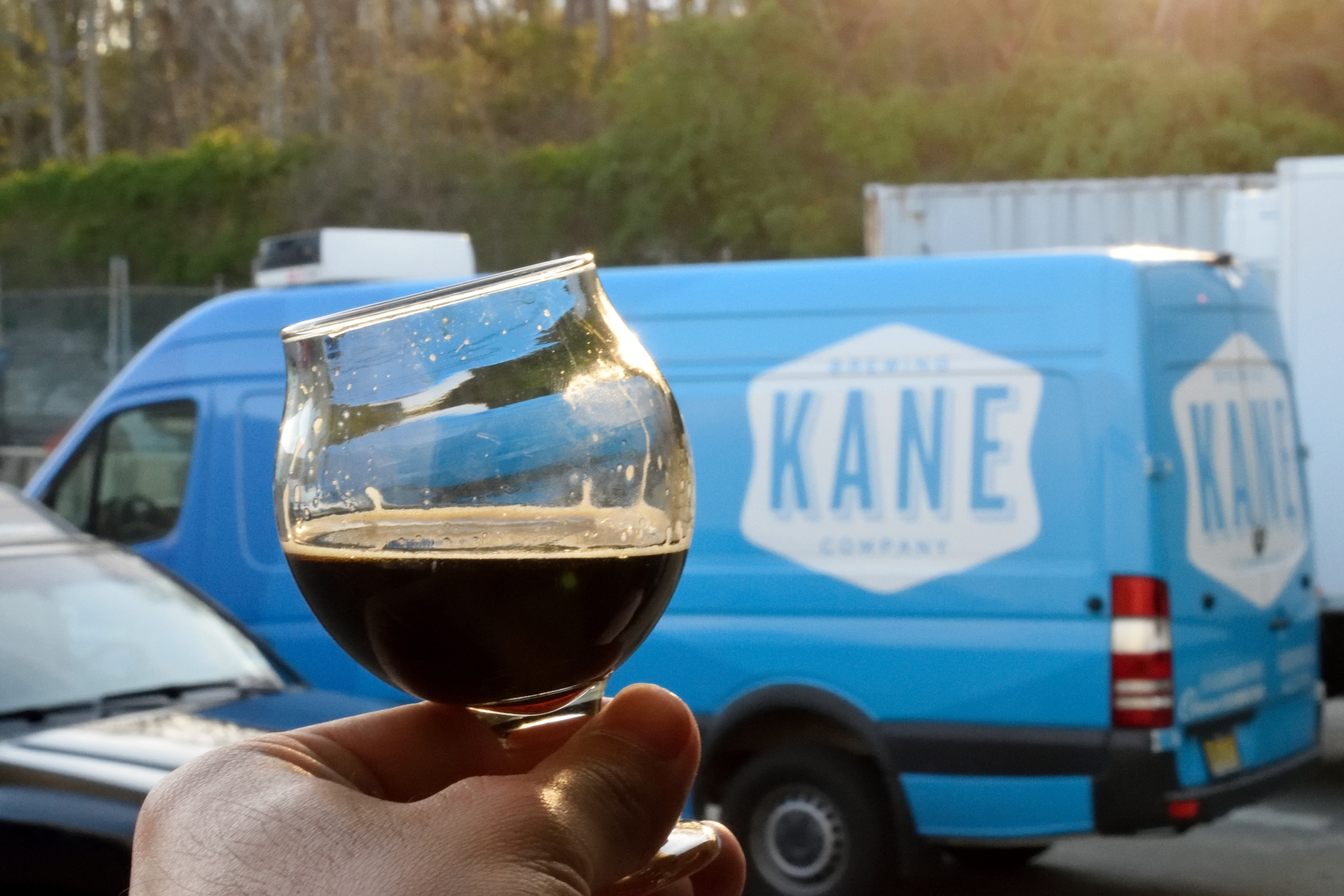 Cheers to Kane - one of New Jersey's best breweries.