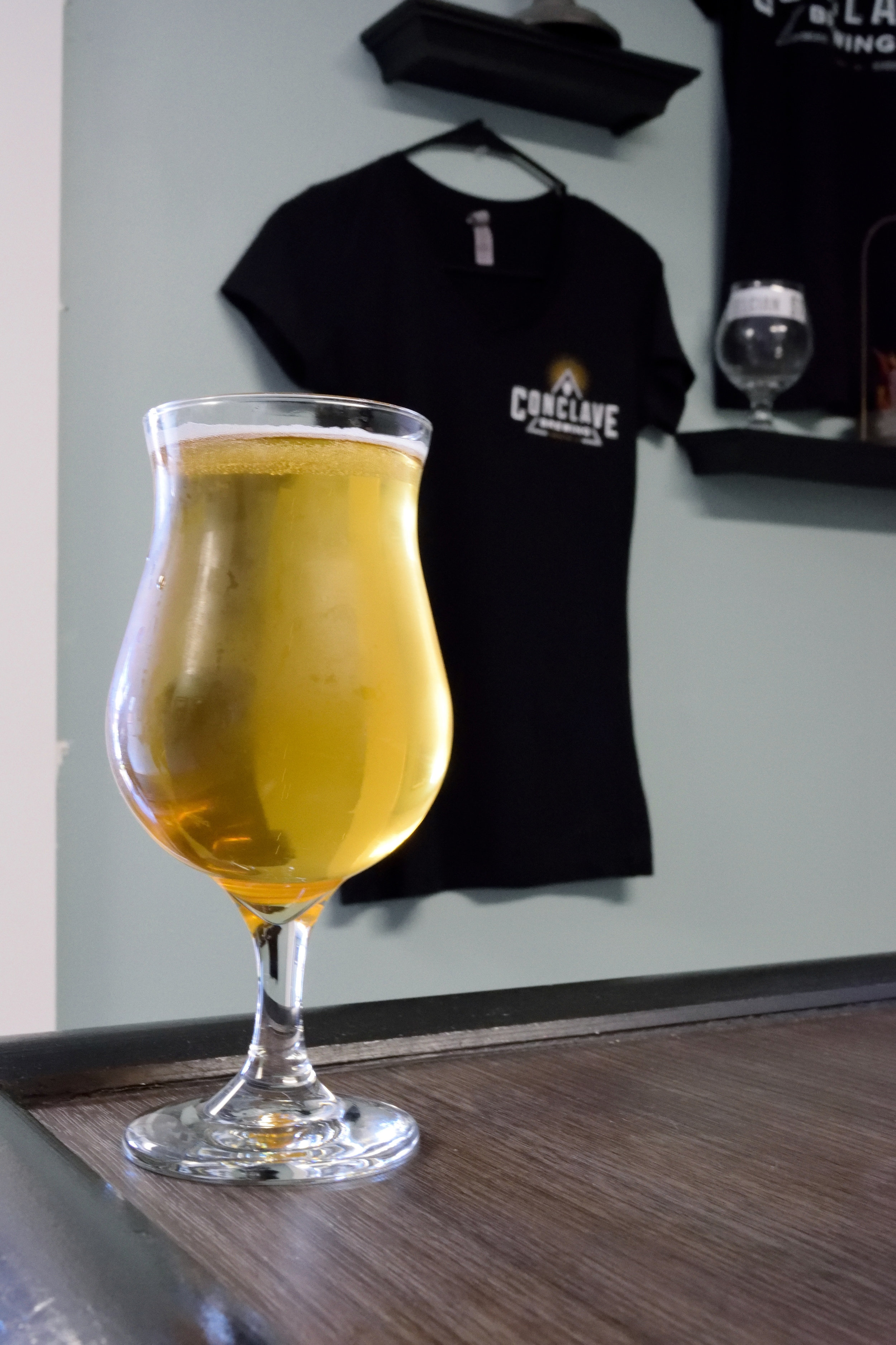 The American Blonde Ale - Heart of Glass.