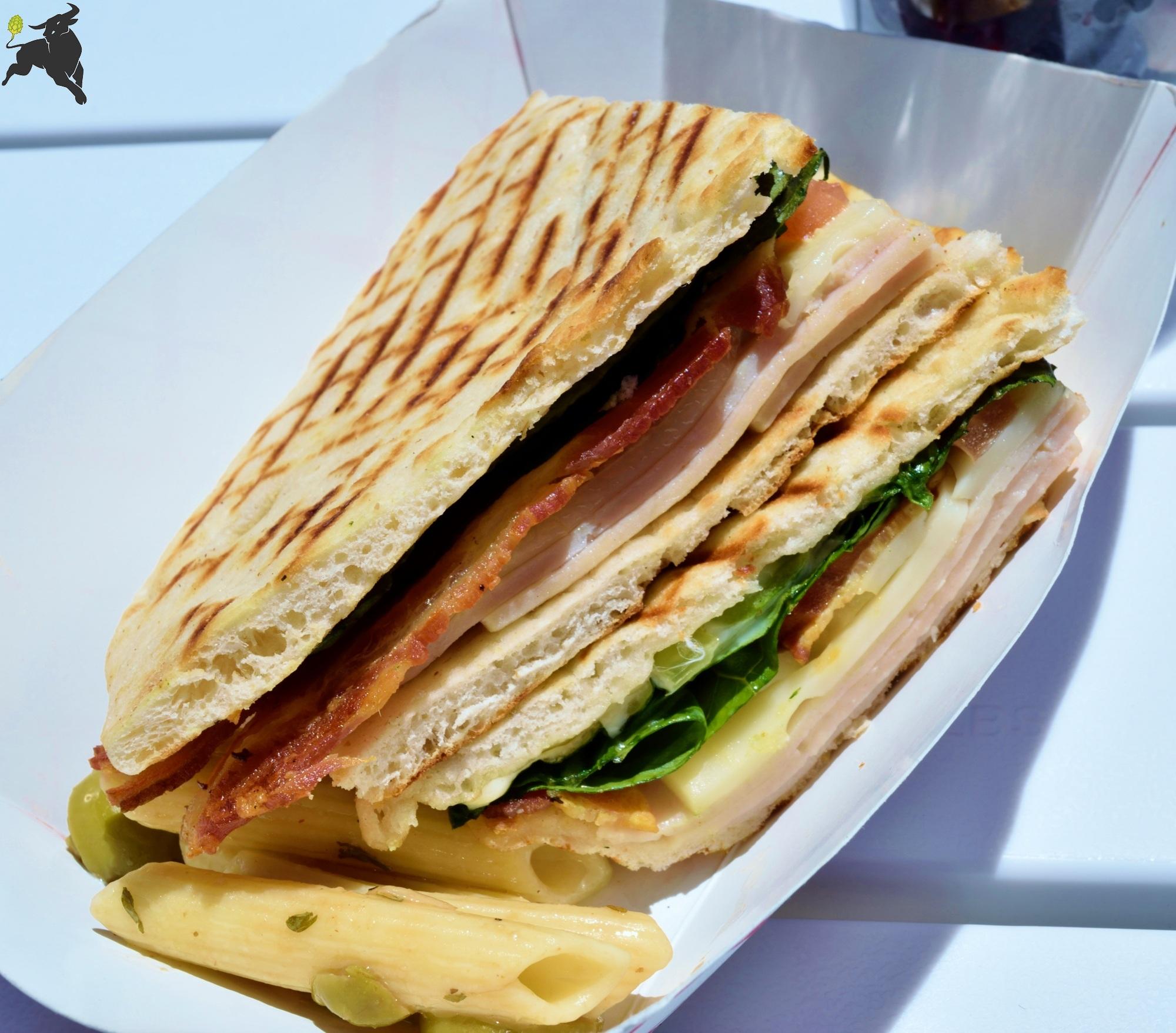 Garden State Salad - Turkey BLT