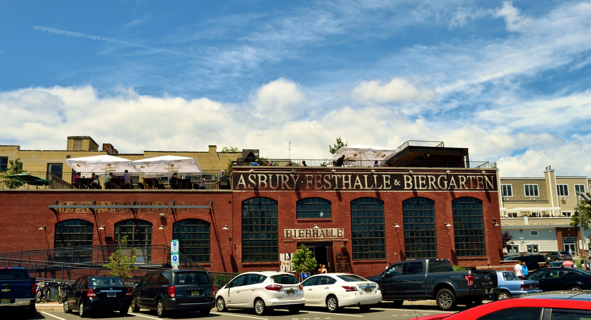 You've arrived at the Asbury Festhalle & Biergarten!