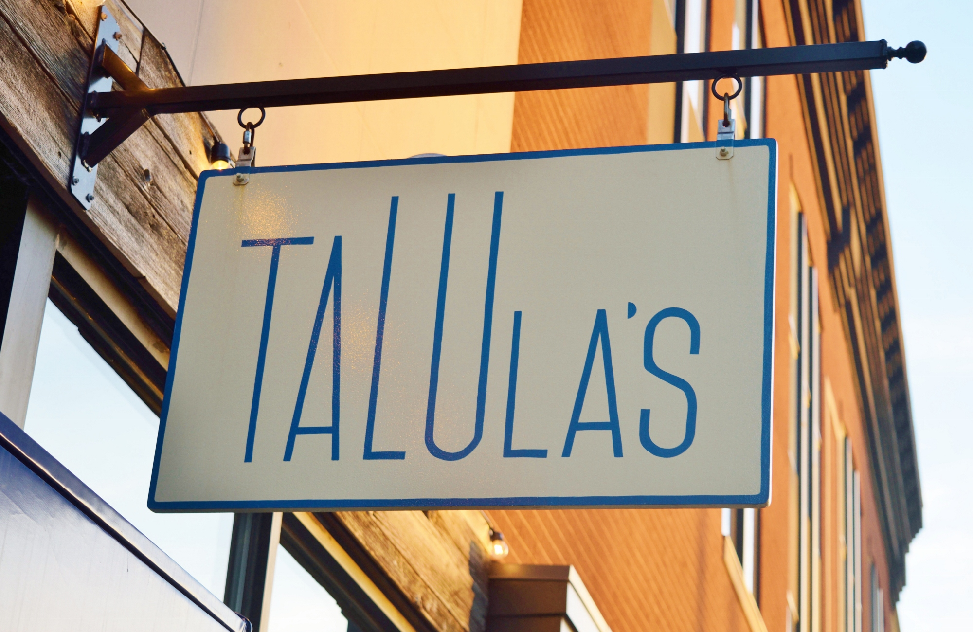 Beer nerds and pizza nerds unite at Talula's!
