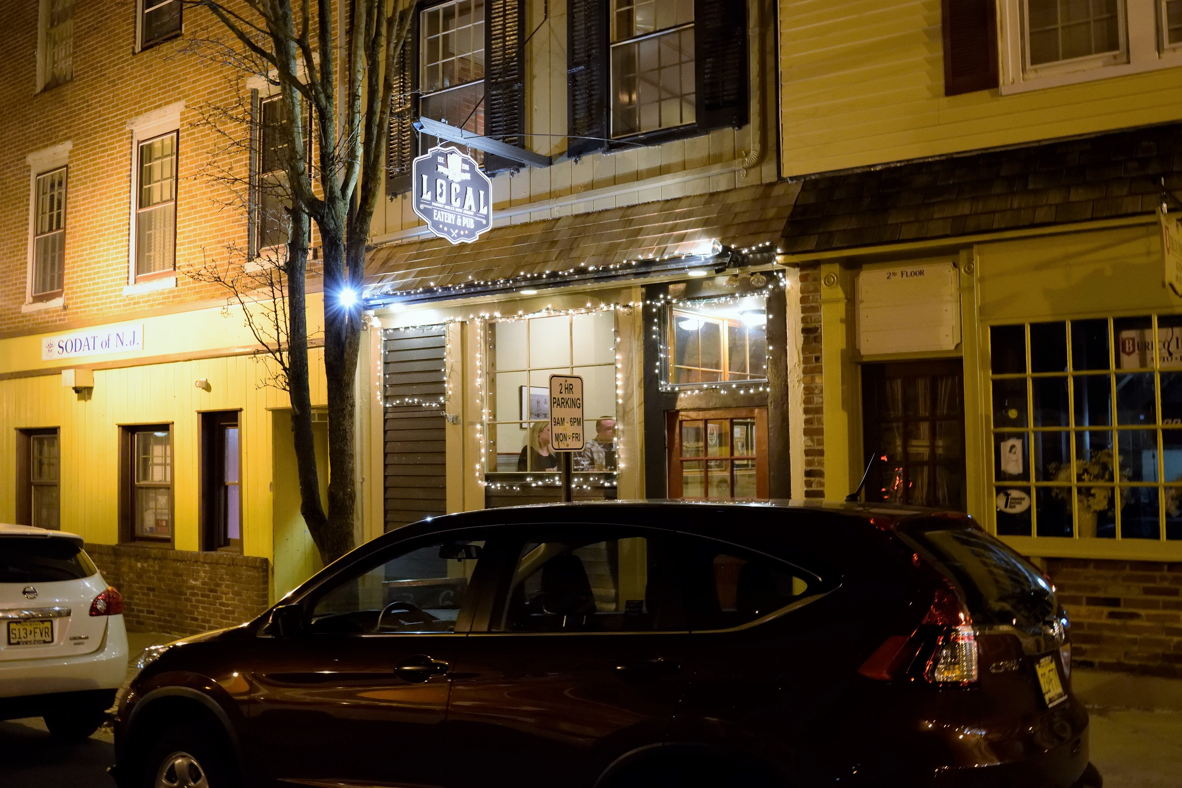 Quaint location with good beer - The Local Eatery & Pub