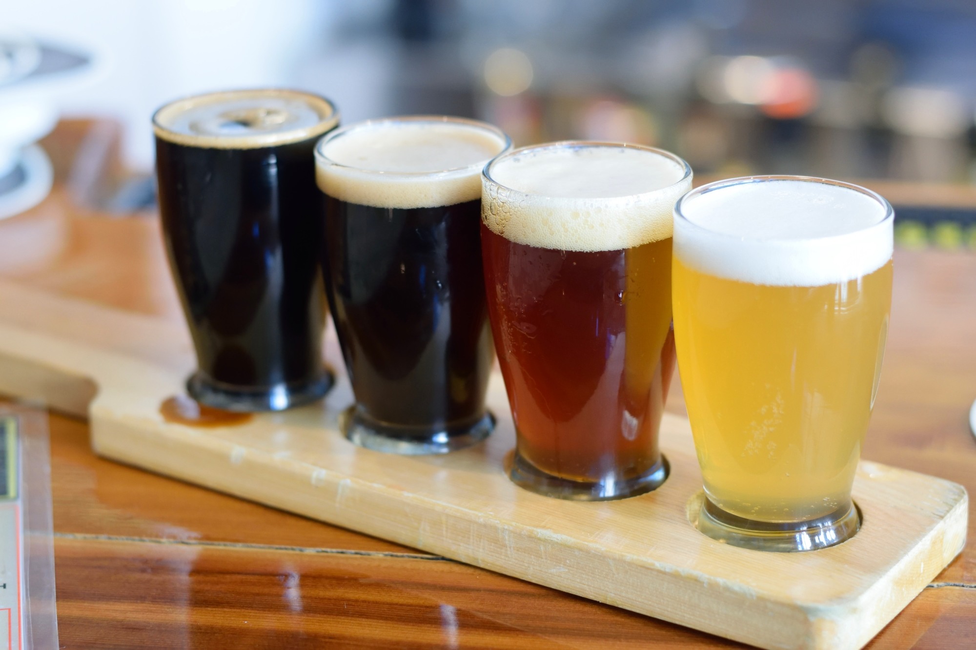 AC Beer Recovery Kit - a flight.