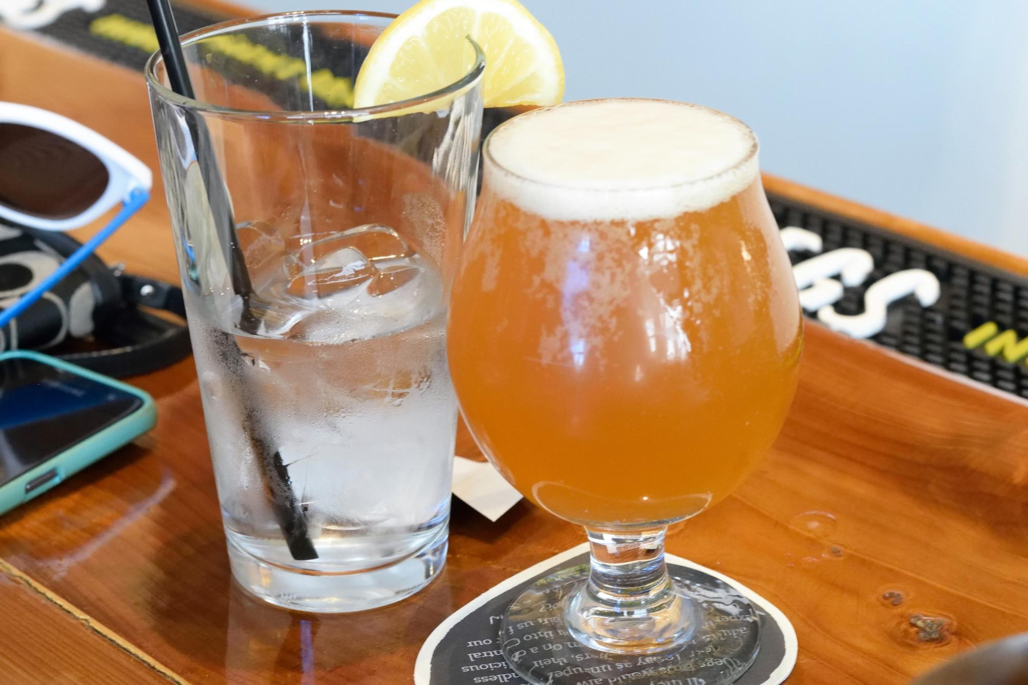 Beer is here in Atlantic City! Shown: Forgotten Boardwalk's Pocket Trick