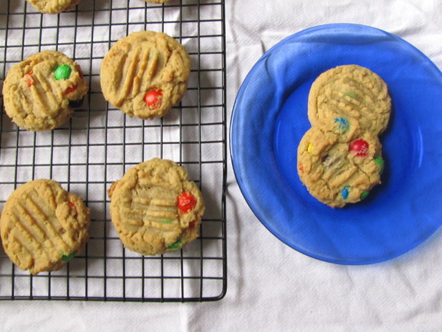Peanut Butter M&M Cookies.jpg