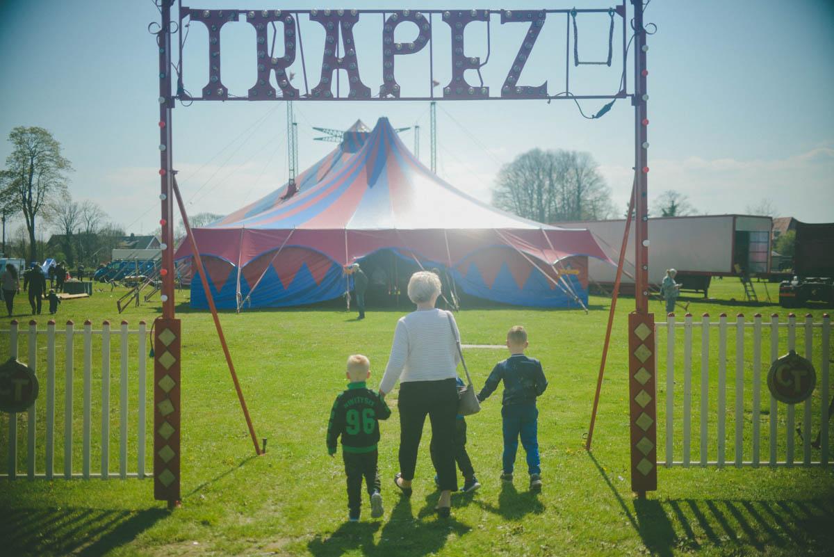Cirkus Trapez -