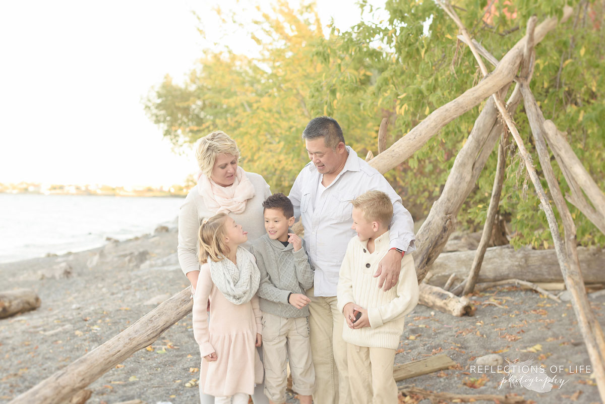natural family portraits grimsby ontario