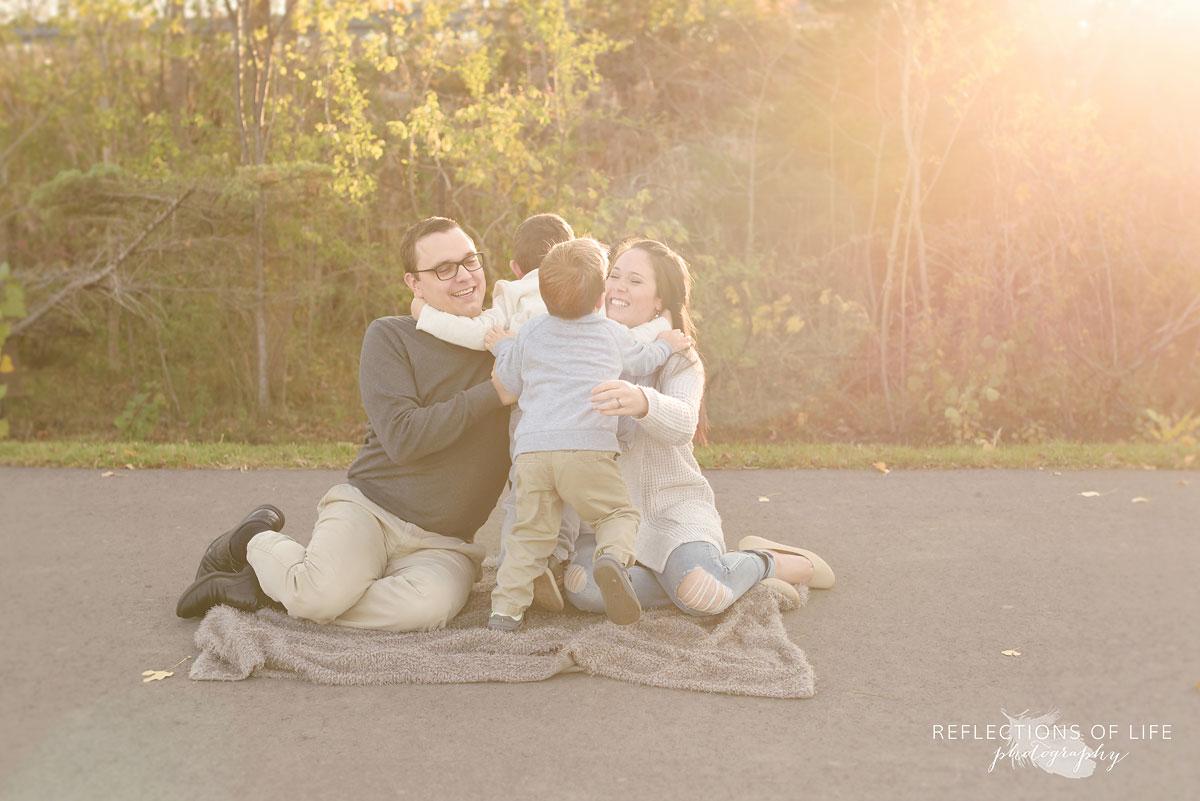 Niagara Family Photographer Ontario