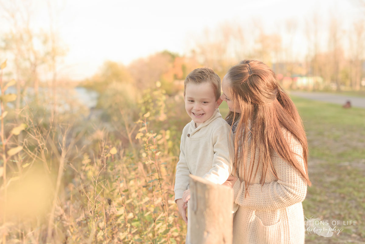 mother and son photography ontario canada