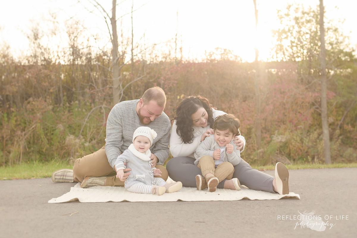 honest family photos Niagara Region