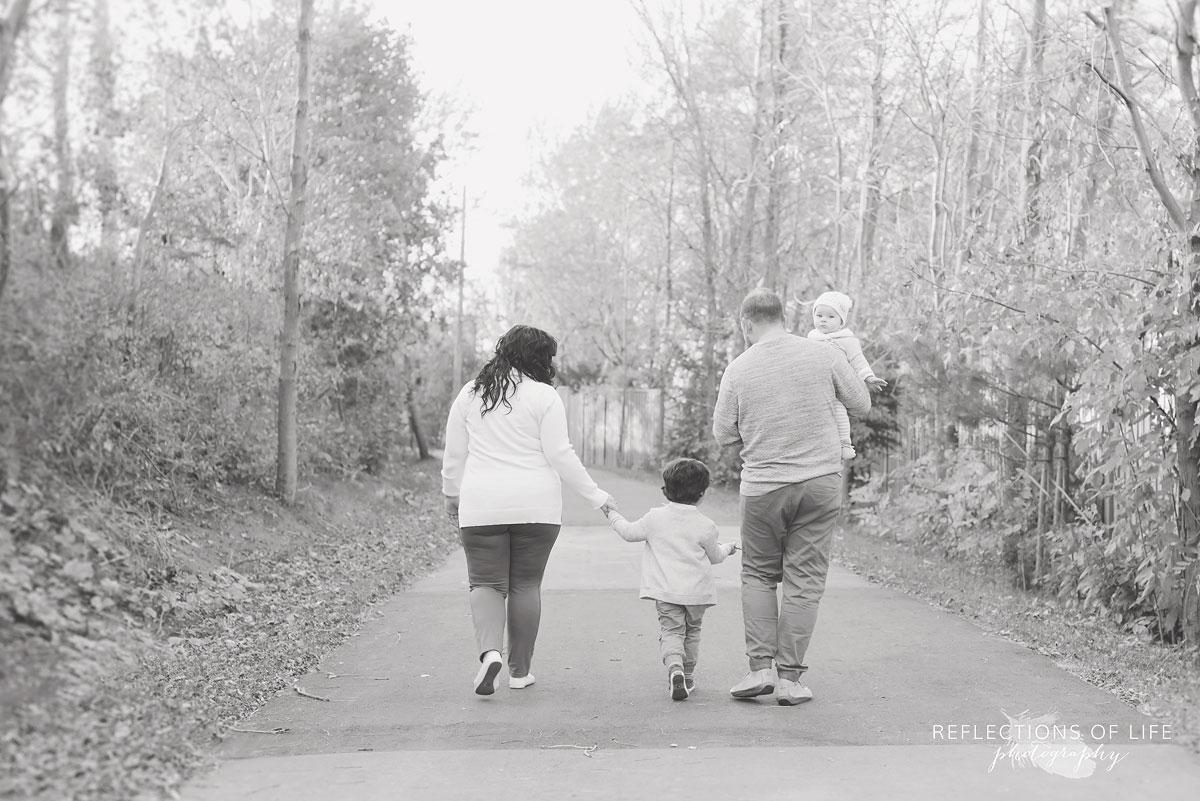 genuine family photography Niagara ON
