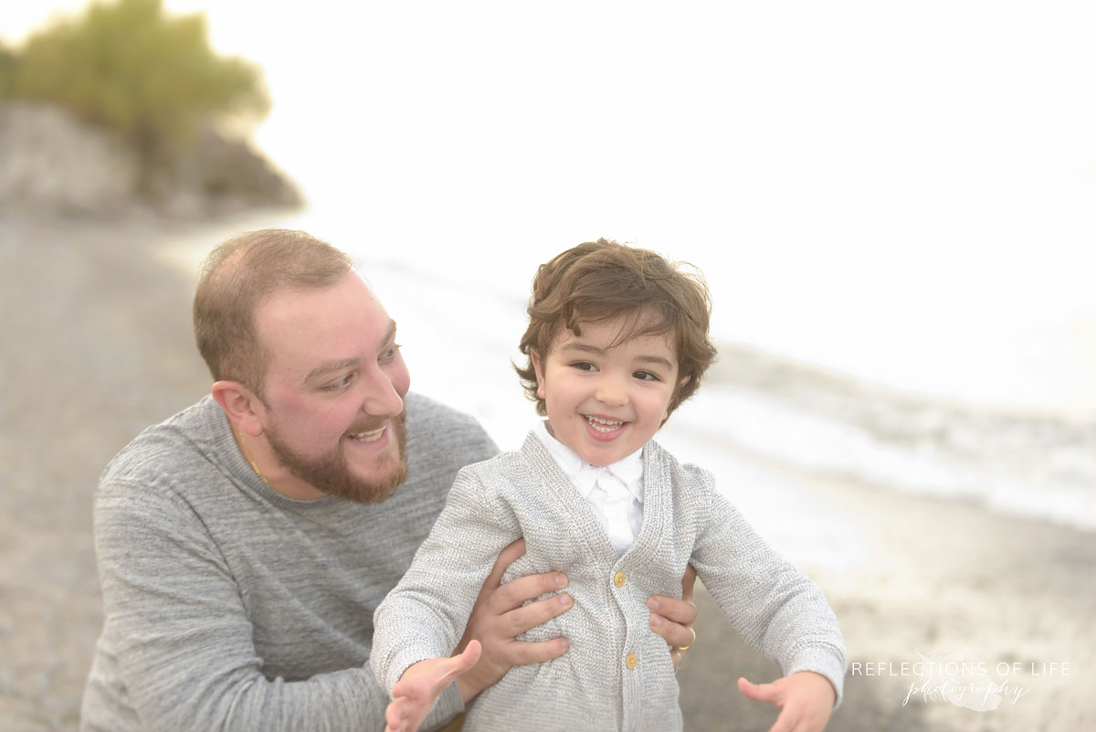 casual family photography Fonthill Ontario