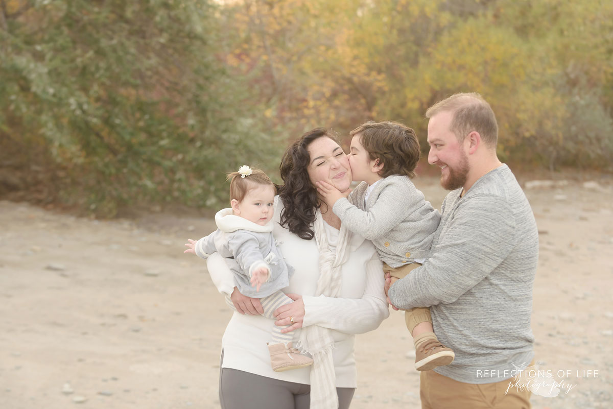 Professional Photography of cared-for children in families in Hamilton Ontario Canada