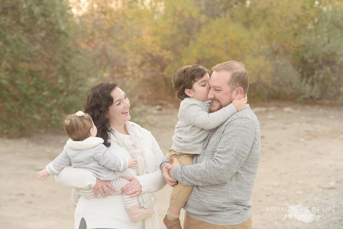 Beautiful family photos in Beamsville Ontario Canada