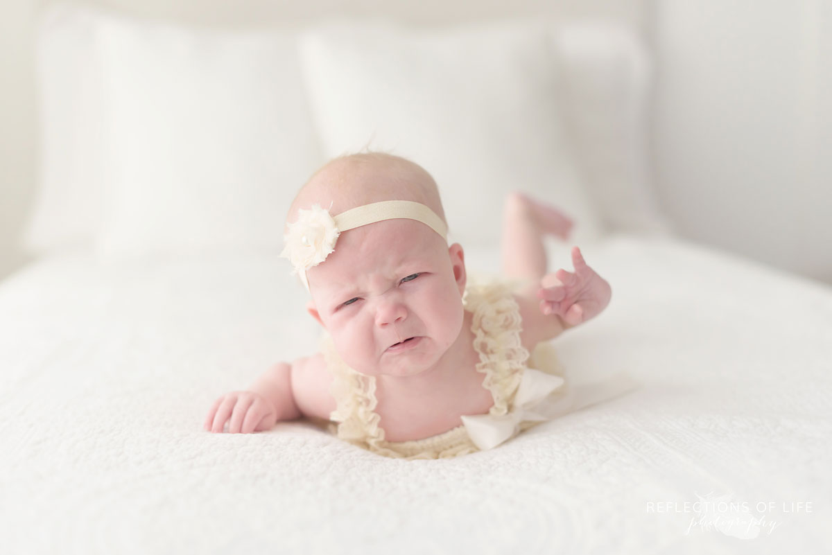 013 Candid and adorable baby photos Grimsby Ontario natural light studio