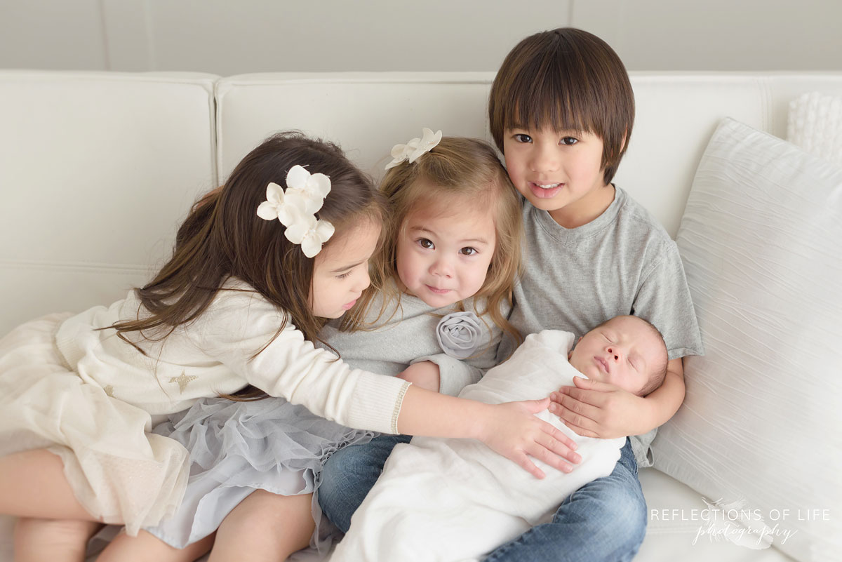 009 professional newborn and sibling photography