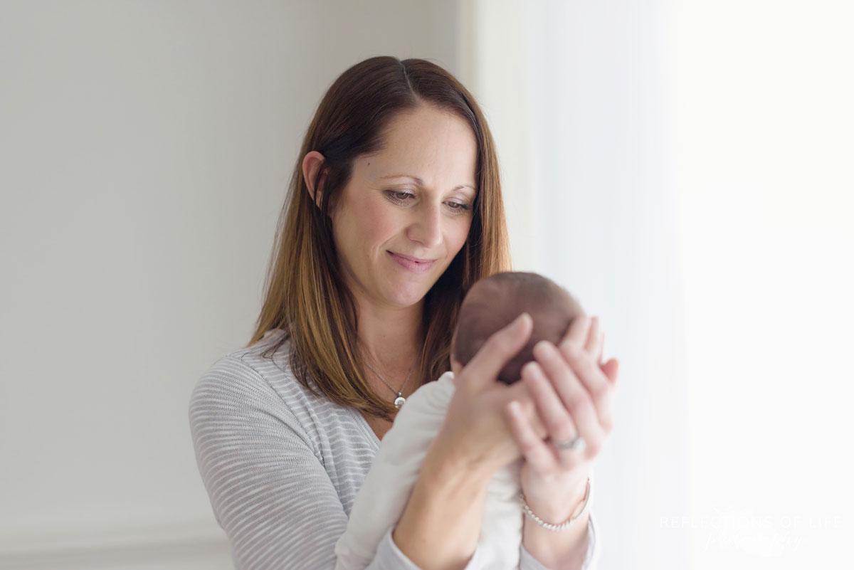 019 professional newborn and parent photography niagara ontario