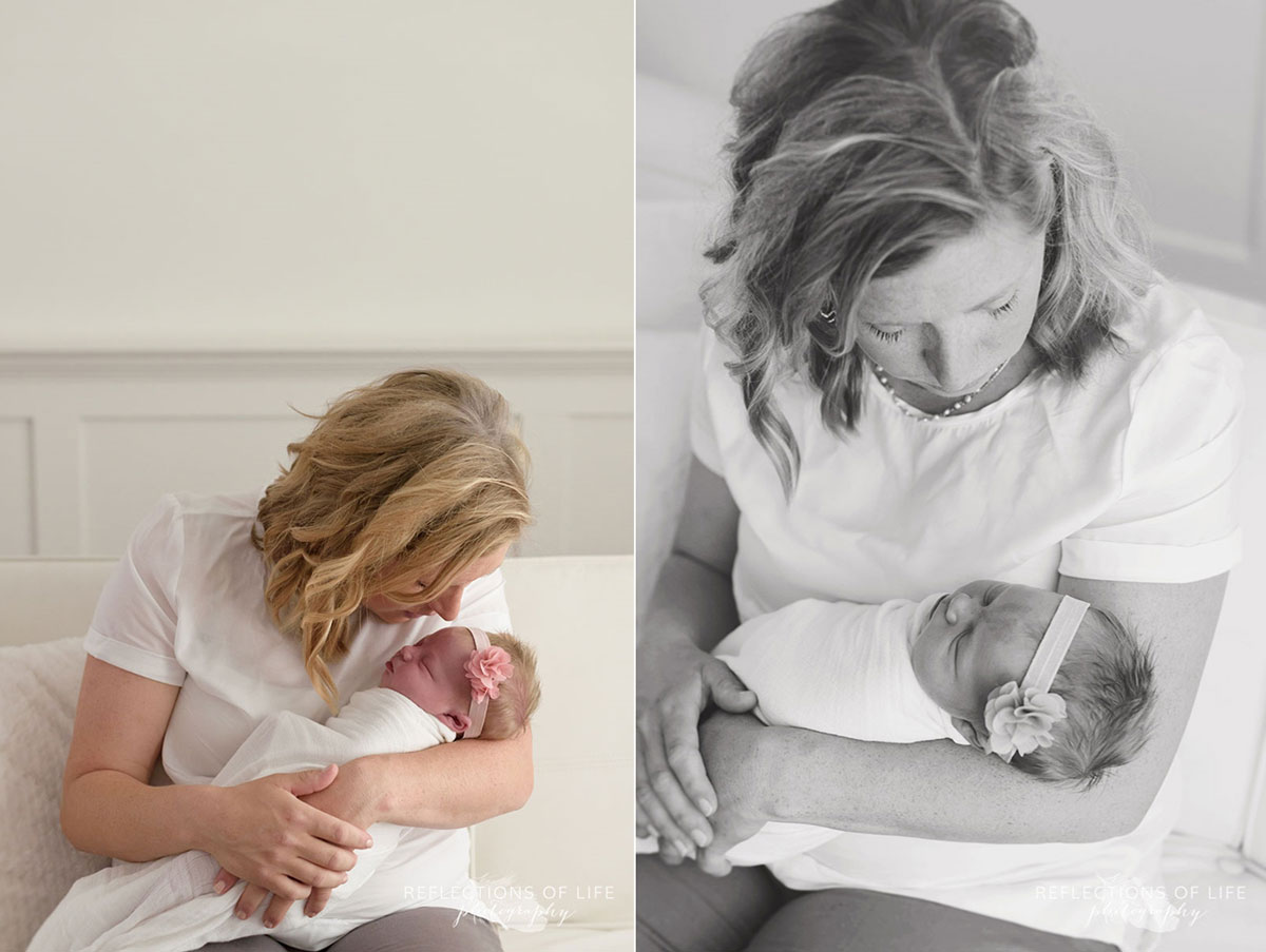 008 Niagara Region Ontario mother and newborn baby photography