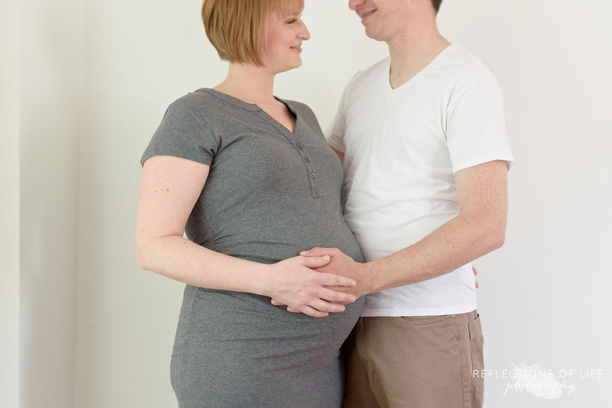 Couples Pregnancy Photography Toronto Ontario