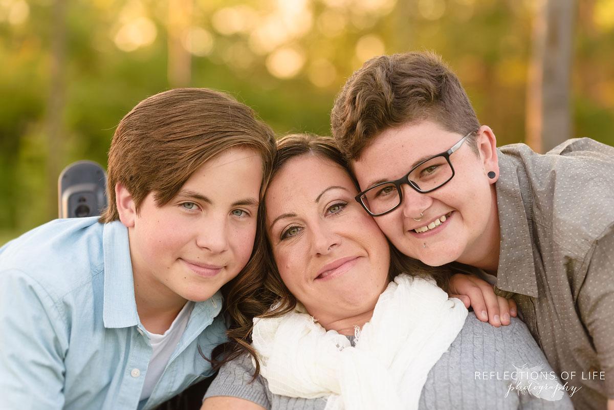 013 Niagara Region family photo