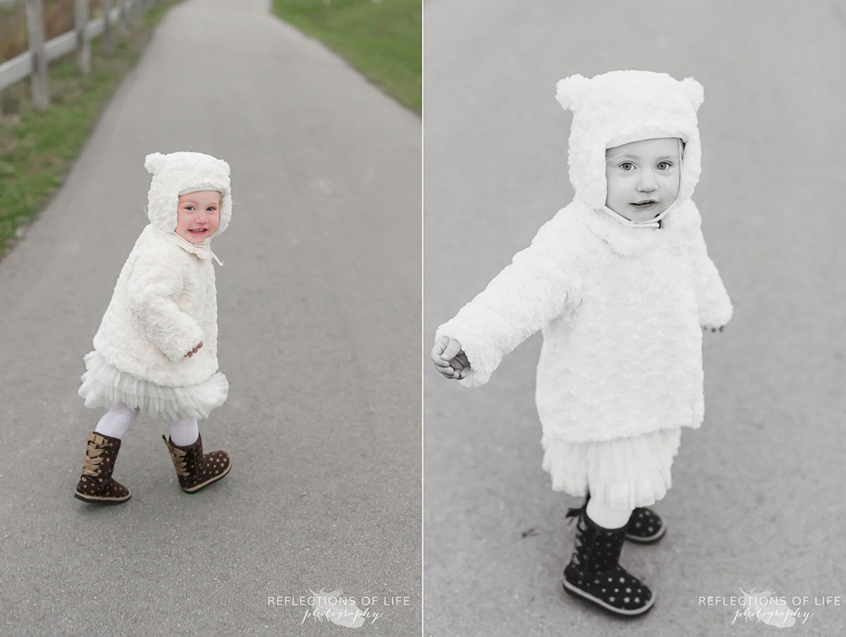Professional child photography in Ontario Canada