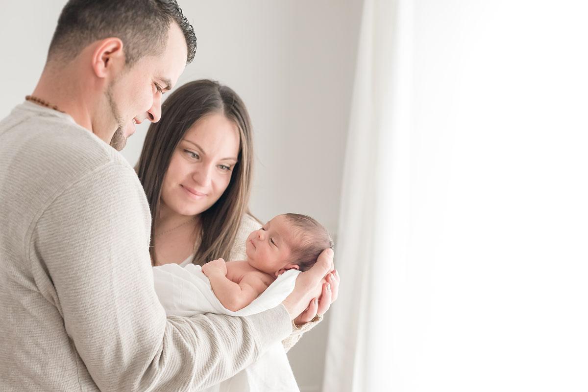 Newborn and family photography Ontario Canada