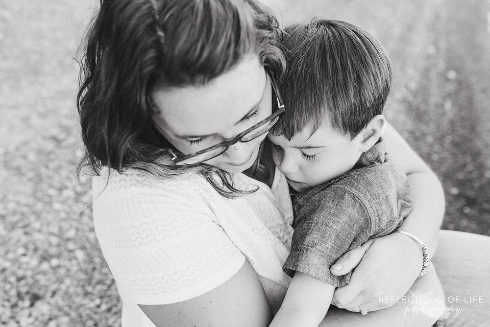 Jamie Hamilton, Niagara Family Photography Client