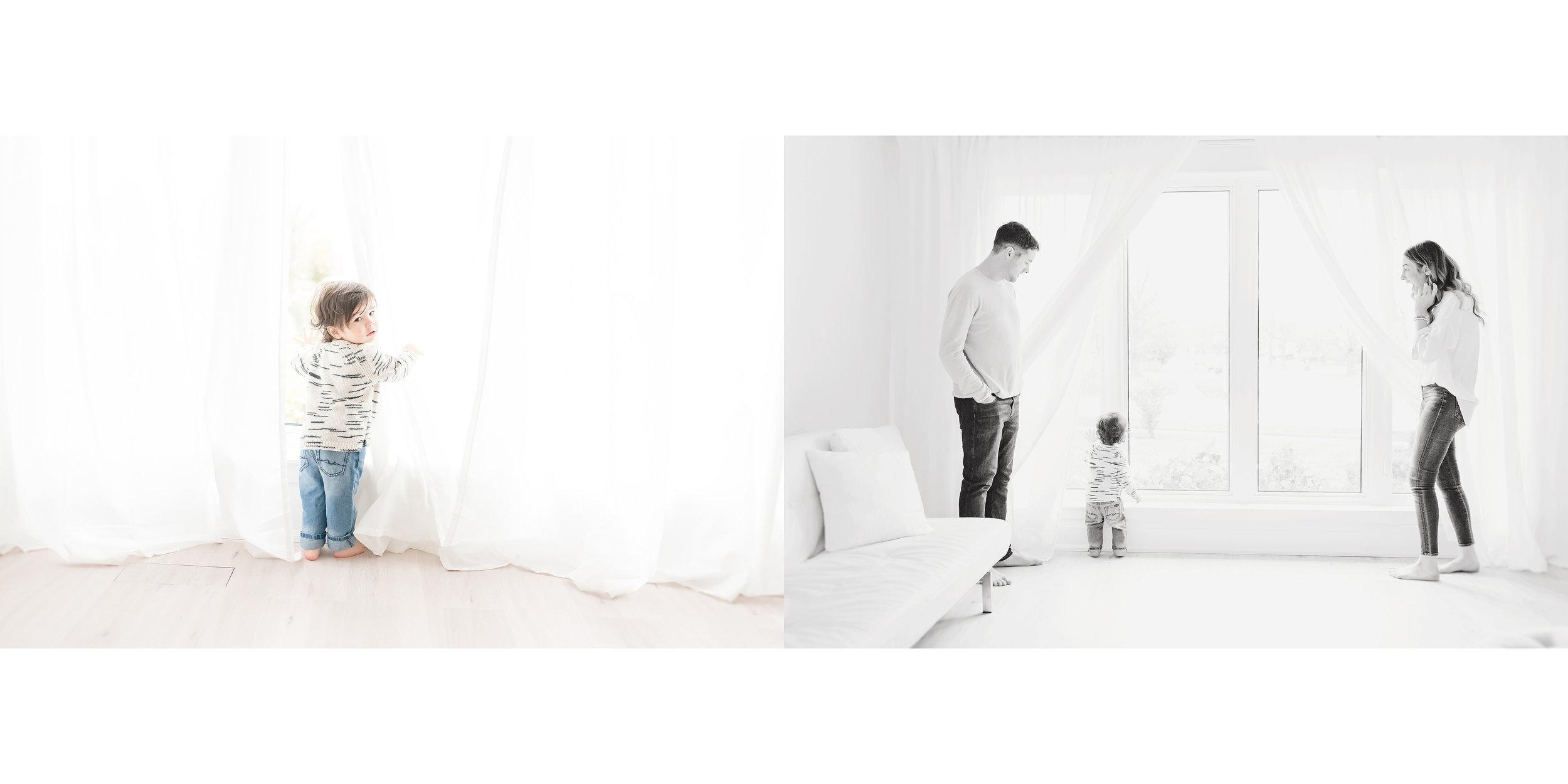family studio photographs
