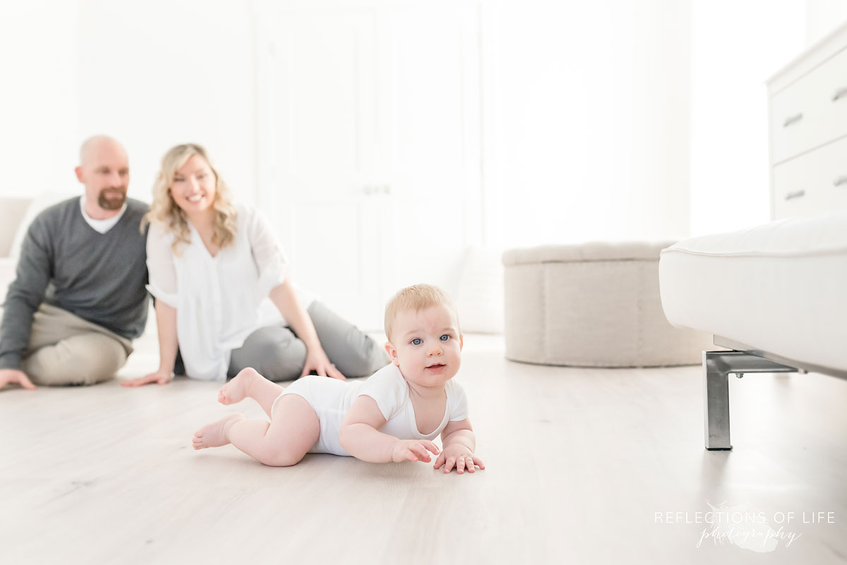 Copy of Copy of In studio natural light family photography Niagara Region of Ontario