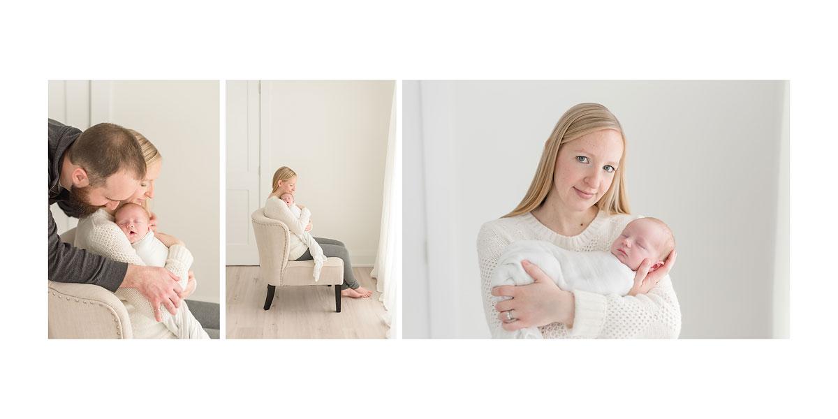 Newborn Photoshoot Grimsby Ontario