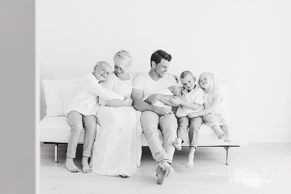 Shayna Aasman, Grimsby Newborn & Family Photography Client