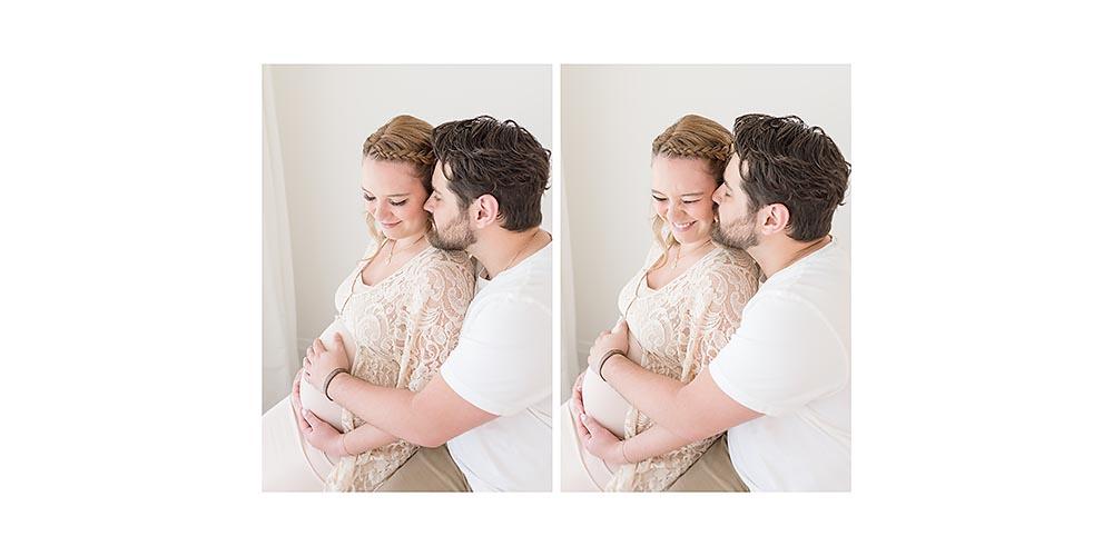 Toronto couples maternity photos