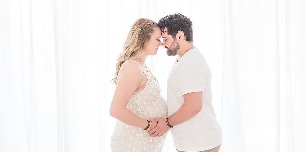 Couples maternity photography Niagara Ontario