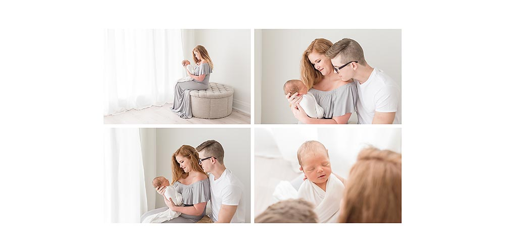 Toronto newborn and family photographer