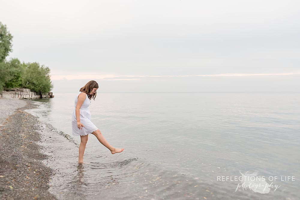 Fun candid teen and family photography Southern Ontario