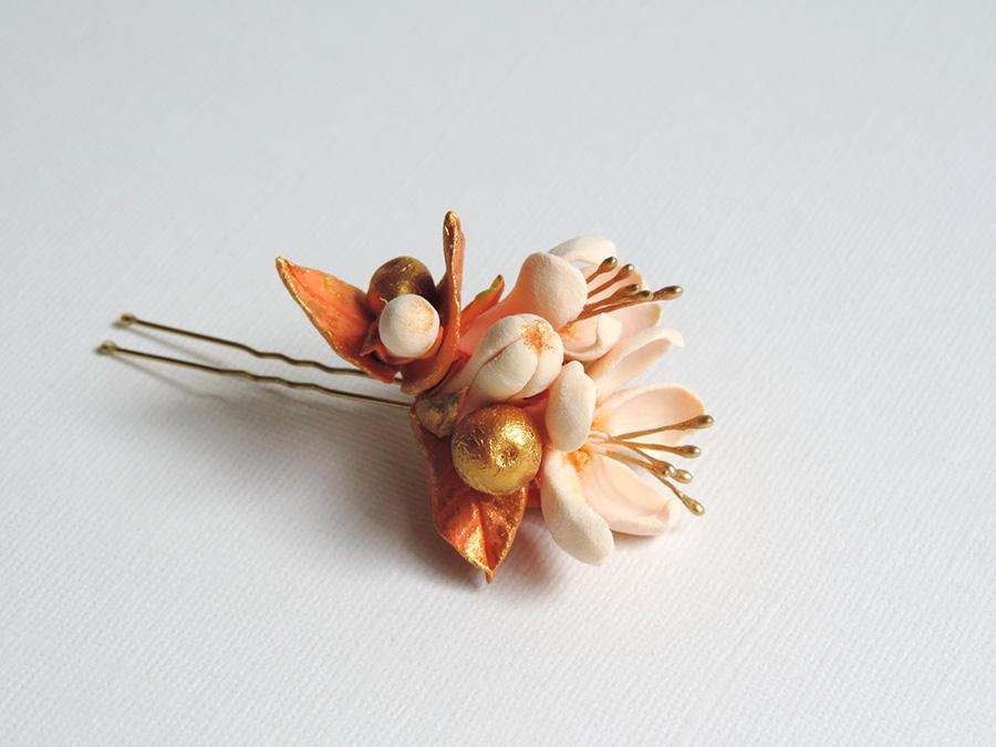 hair pin_orange quince_02.jpg