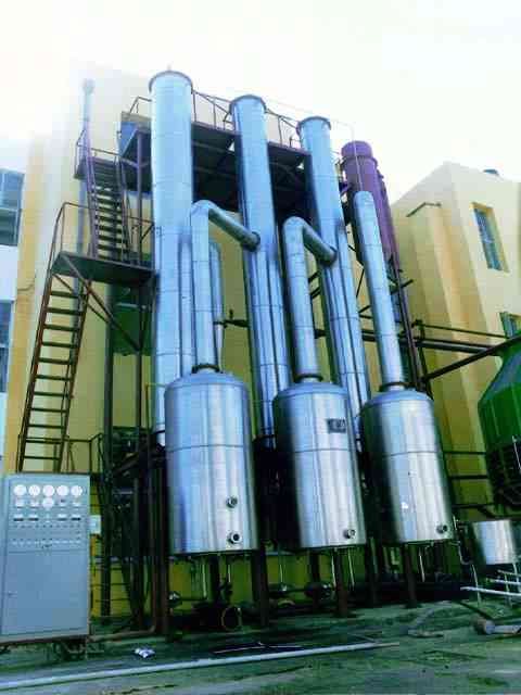 three-effect falling film evaporation equipment.jpg